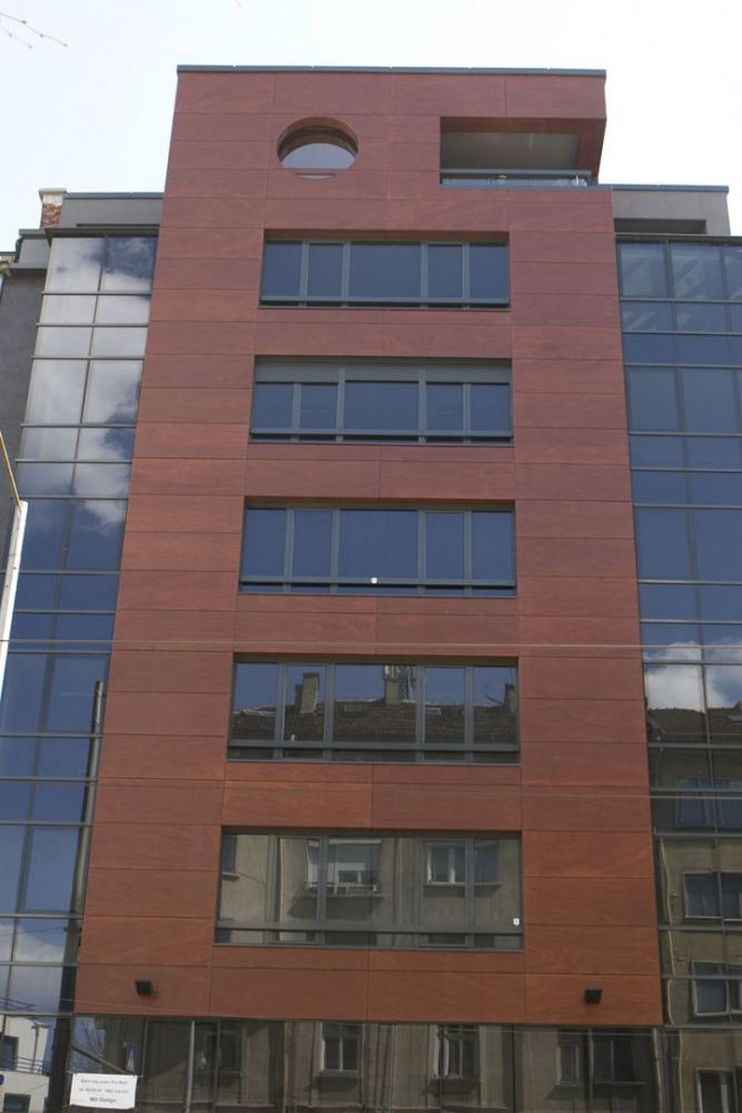 Arh Engineering - Office building - bul. Hr. Botev