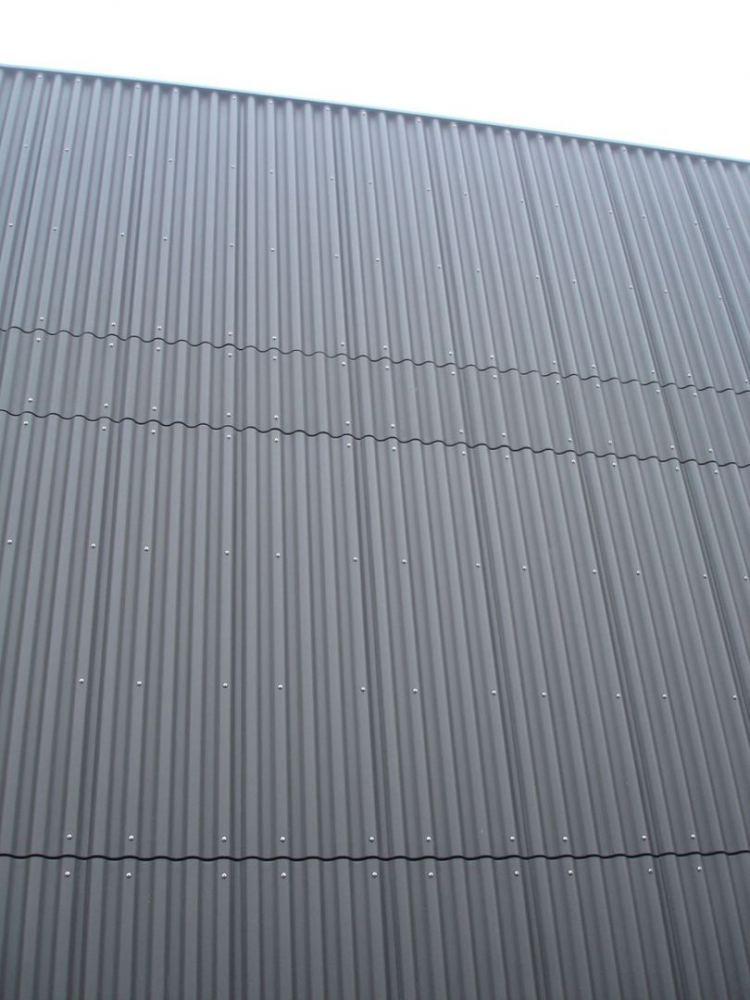 Corrugated Fibre Cement Facades Corel 67