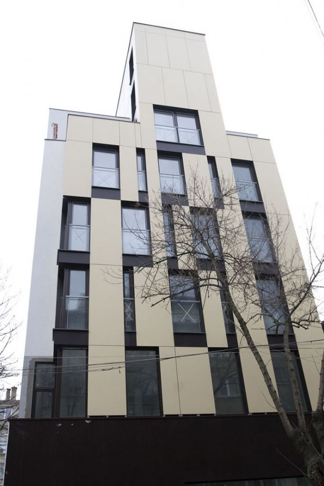 Dast tech - Residential building 4