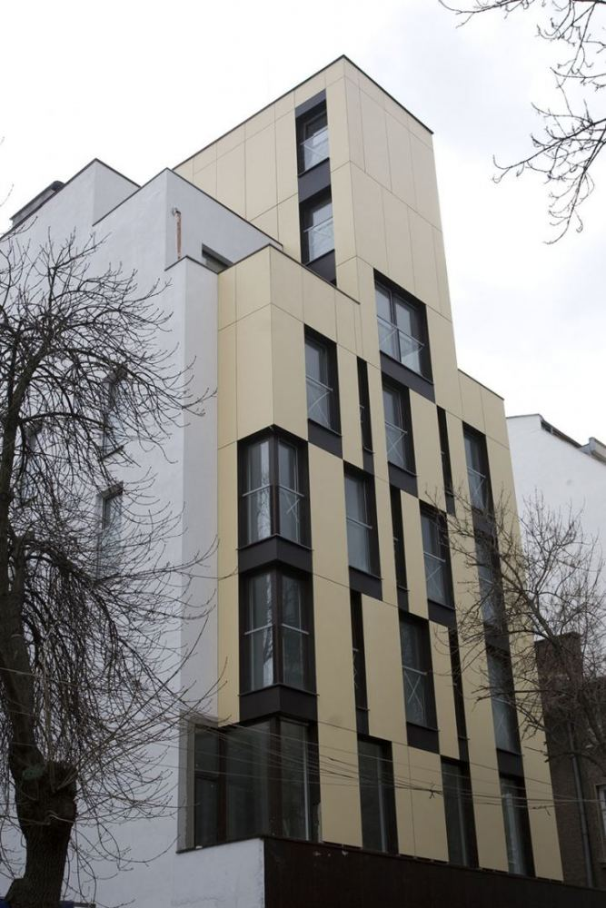 Dast tech - Residential building 6
