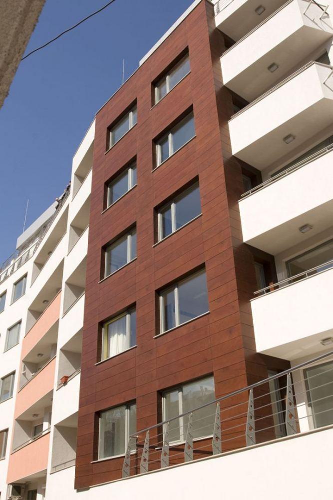 Demio - Residential building 5 - Hadjikotzev