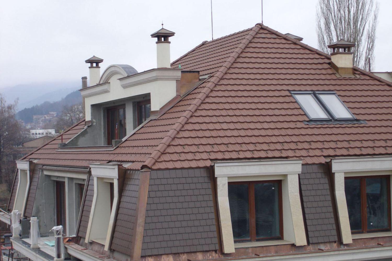 Keremidi - private house in Sofia