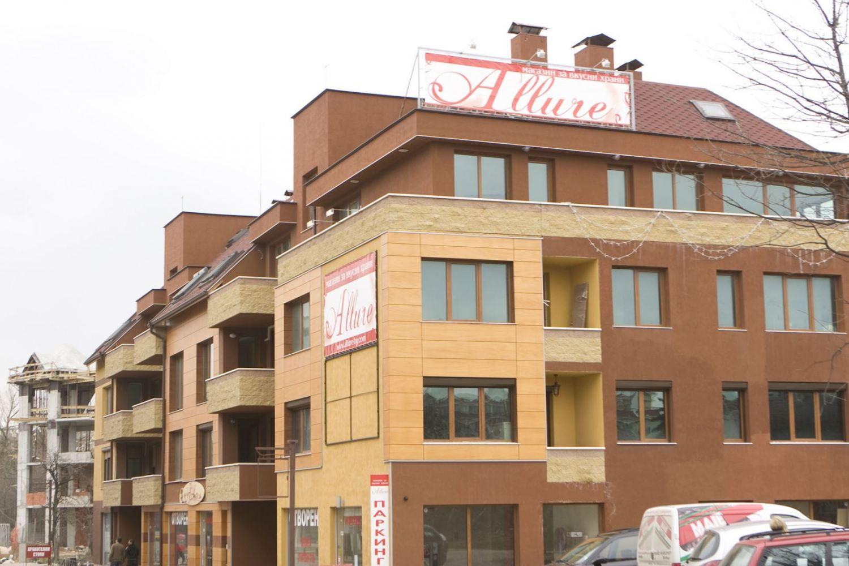 Naftimex International - Residential building 1