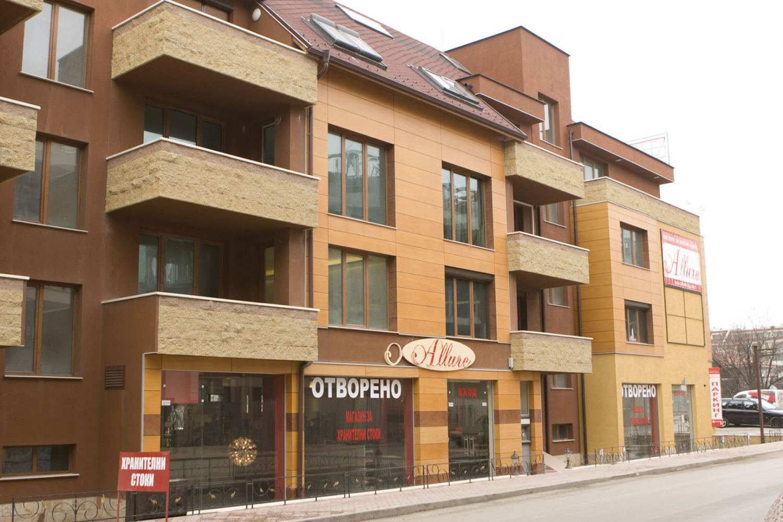 Naftimex International - Residential building 6