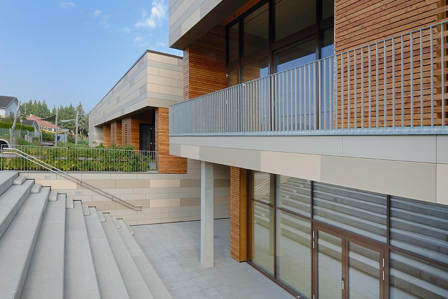 Equitone вентилируеми фасади