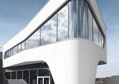 Reynobond - ECL euro.COURIER - logistic centre