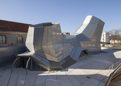 Reynobond - FRAC Modern Art Centre