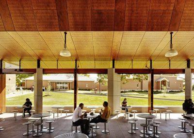 UWS Student Precinct 3