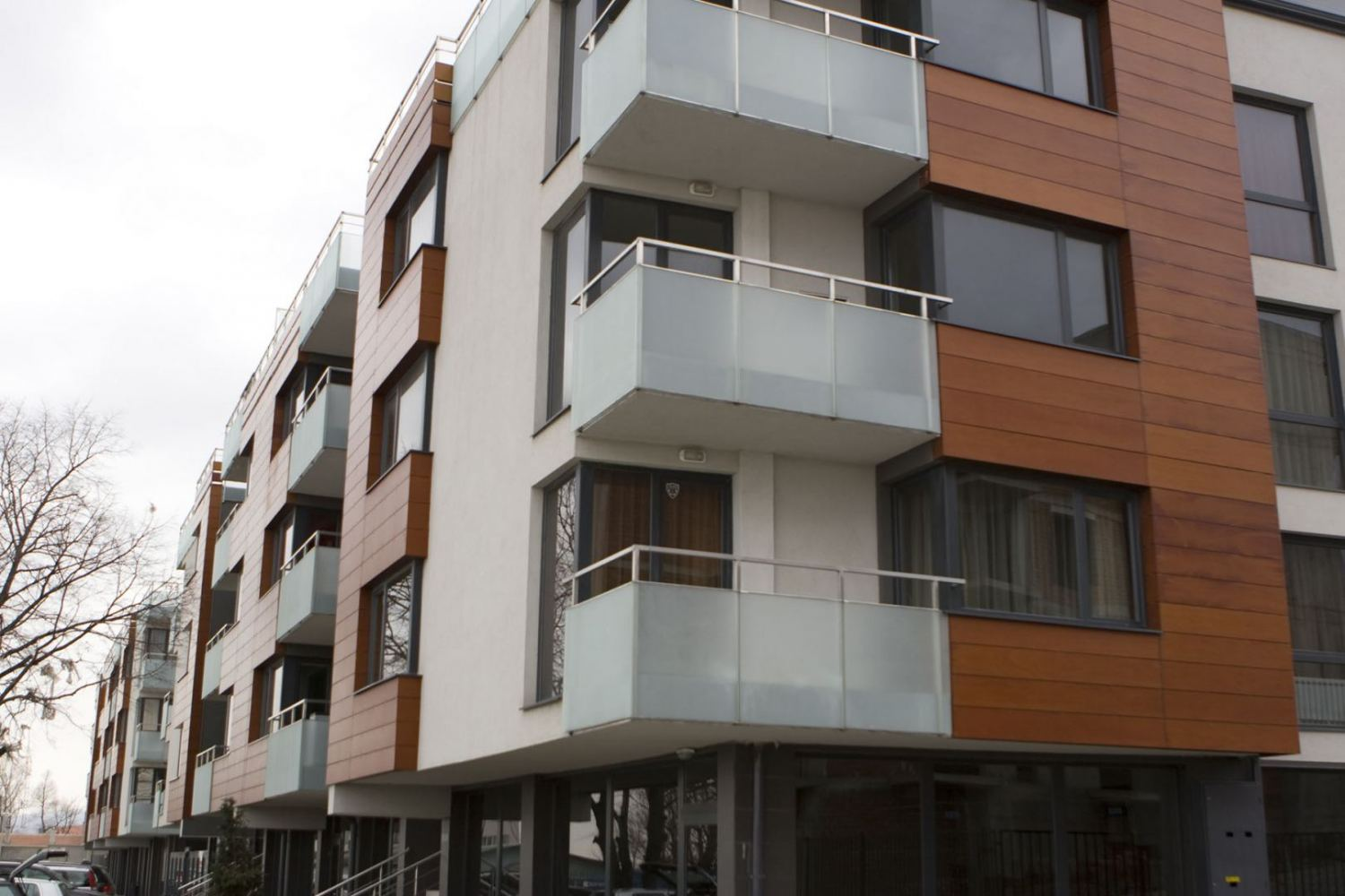 Vesta - Build - Housing estate Vodolei 1
