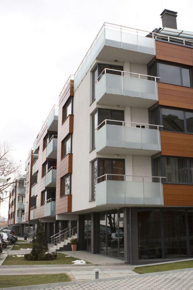 Vesta - Build - Housing estate Vodolei 2