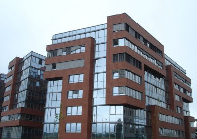 Business park of Sofia – building 8