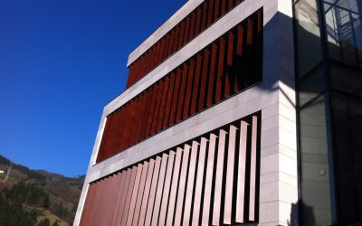 Prodema – Louvers and ciding from HPL