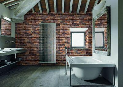 Box doccia sottotetto leali vetri vetrocamera isolanti e arredo